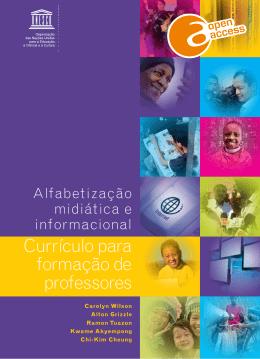 Alfabetização midiática e informacional: currículo para
