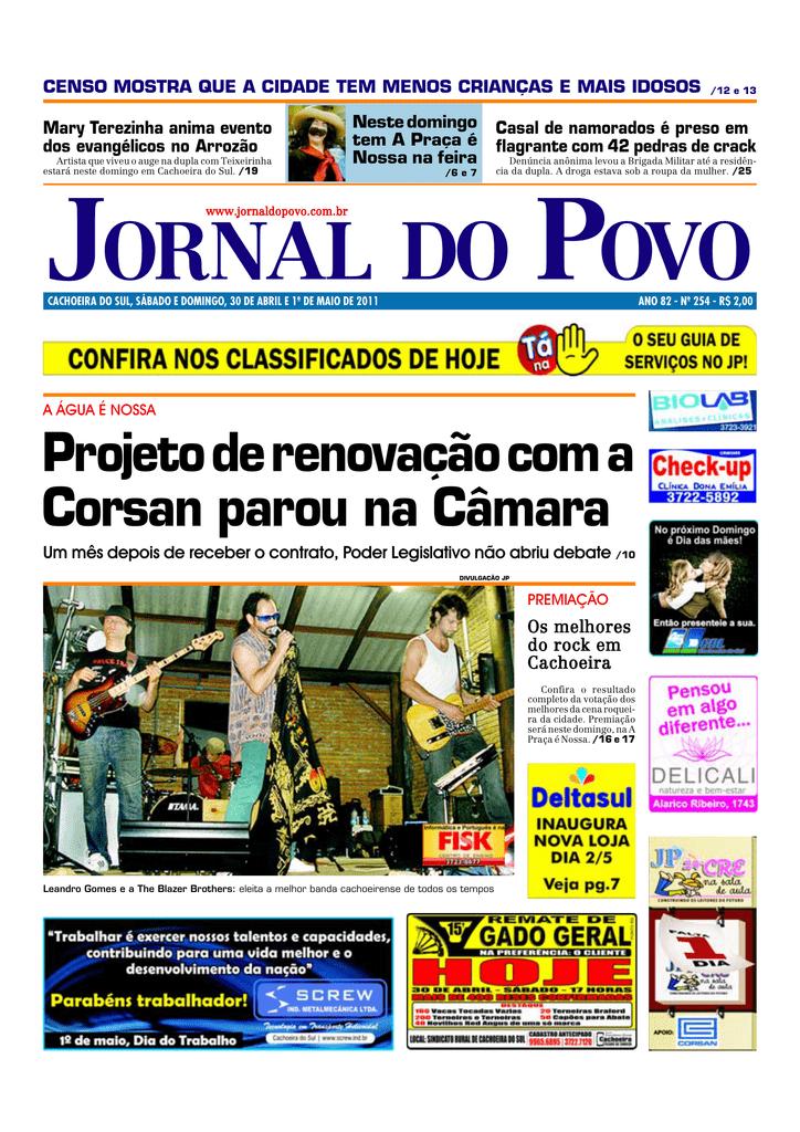 edcbda219d662 Safra 2011 - Jornal do Povo