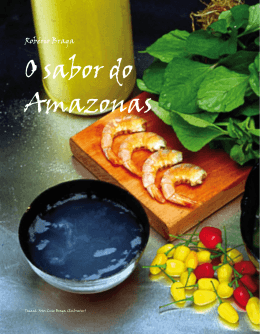 O sabor do Amazonas