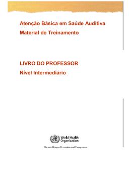 Nível Intermediário - Saúde Auditiva Brasil