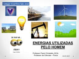 ormas de Energia
