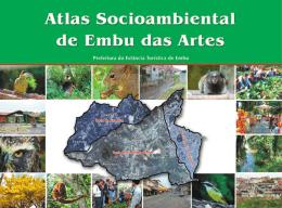 Atlas Meio Ambiente - Prefeitura de Embu das Artes