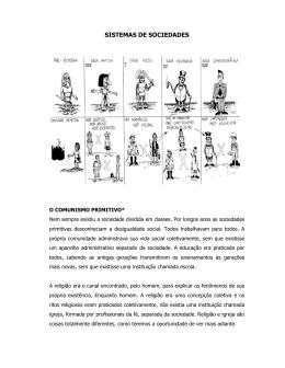 SISTEMAS DE SOCIEDADES