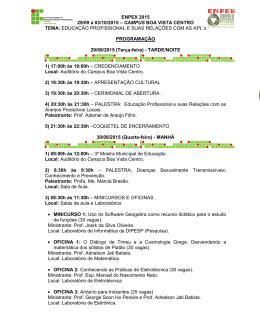 PROGRAMAÇÃO - ENPEX - 2015_2