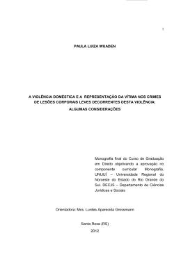 Monografia Paula Luiza Wauden