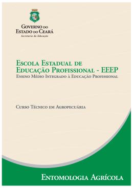 Entomologia agrícola - Escolas Estaduais de Educação Profissional