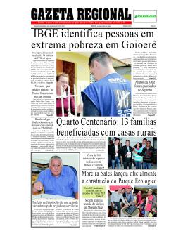 IBGE identifica pessoas em extrema pobreza em