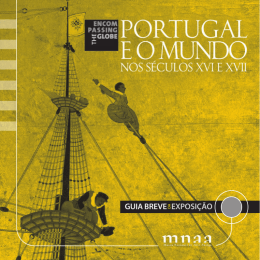 GUIA BREVE EXPOSIÇÃO - Turismo de Portugal