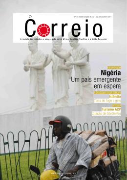 Nigéria Um país emergente em espera