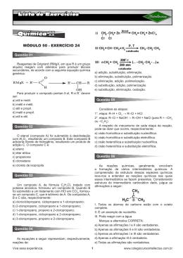 Química II (MOD 50)