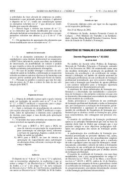 Certificado Formação Profissional - BQ