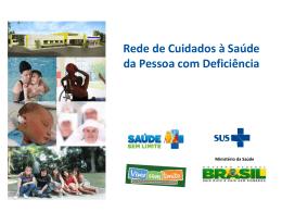 Organização dos serviços especializados - Vera Mendes