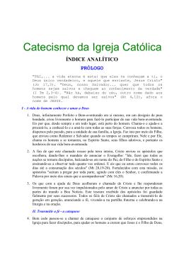 Catecismo da Igreja Católica -pdf