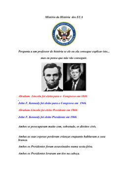 Misterio dos EUA (1)