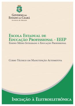 Iniciação à Eletroeletrônica - Escolas Estaduais de Educação