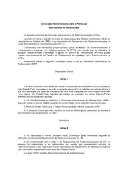 Convenção Interamericana sobre a Permissão