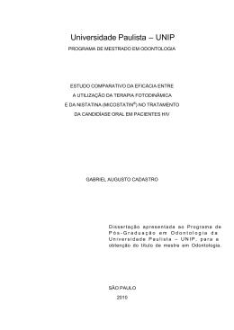 Dissertação _Parte Escrita