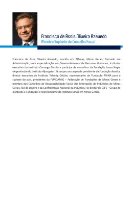 Francisco de Assis Oliveira Azevedo