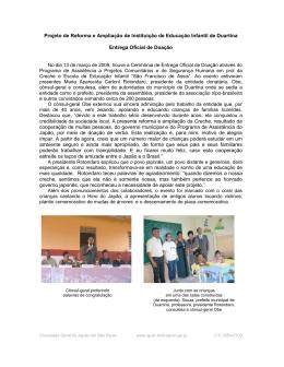 Creche Escola de Educação Infantil São Francisco de Assis