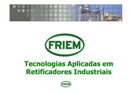 Tecnologias Aplicadas em Retificadores Industriais