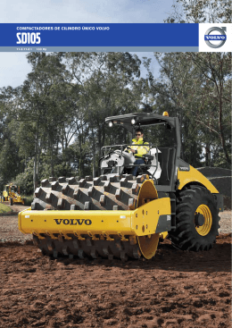 SD105 - Volvo Construction Equipment