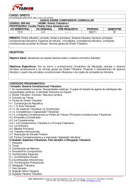 DRI 563 - Direito Tributário I - Corália Thalita Viana Alm-205