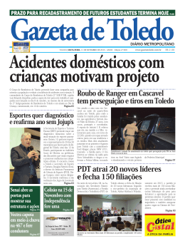 Gazeta de Toledo - 13
