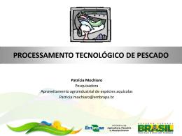 to get the file - Embrapa Pesca e Aquicultura