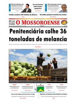 Capa O Mossoroense PC - 5-10.qxd - Fora do ar