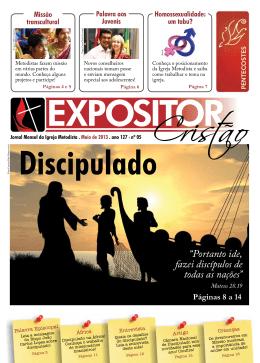 Expositor Cristão - Igreja Metodista do Brasil