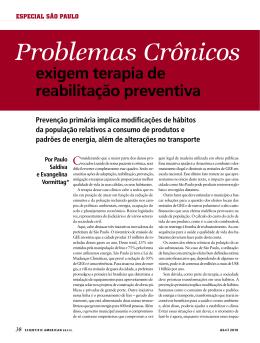 Problemas Crônicos - Inaira - Instituto Nacional de Análise