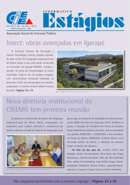 REVISTA - Informativo Estagios - n-96:Jornal Estágios