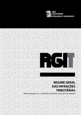 RGIT - Portal das Finanças