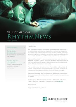 baixar publicação - St. Jude Medical Brasil