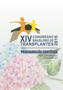 TRANSPLANTES 2015