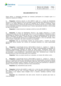 06 (14/07/2014) - Eletrobras Furnas
