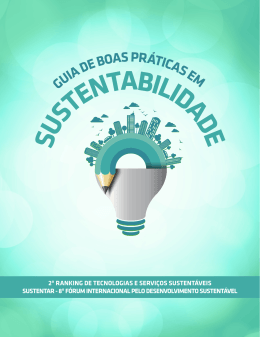 2º RANKING DE TECNOLOGIAS E SERVIÇOS
