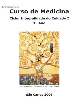 O curso de Medicina da UFSCar - Universidade Federal de São