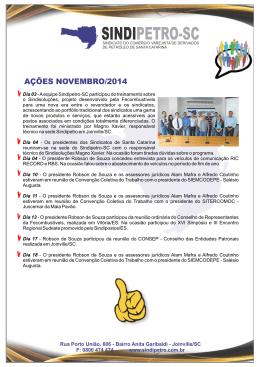 AÇÕES NOV-DEZ 2014.cdr