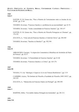 Revista Portuguesa de Filosofia (1945-2006)