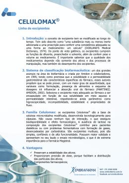 CELULOMAX® - EMBRAFARMA