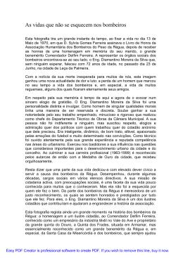 PDF - Bombeiros Voluntários Peso da Régua