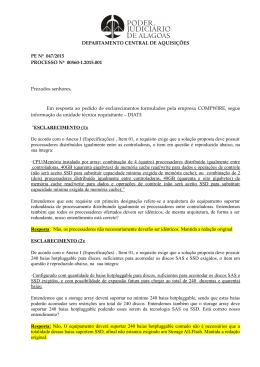 DEPARTAMENTO CENTRAL DE AQUISIÇÕES PE Nº 047/2015