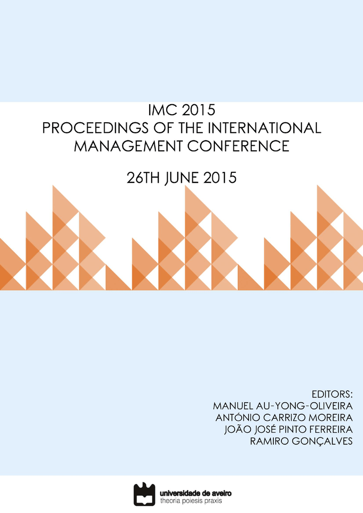 Imc 2015 international management conference fandeluxe Images