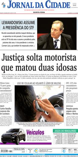 Veículos - Jornal da Cidade
