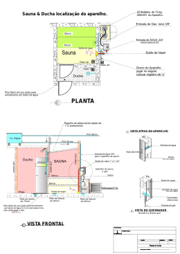 Sauna Canada- fabrica - Geradores de vapor | Sauna a gas | Belo