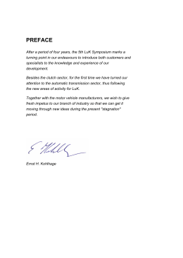 PREFACE - Schaeffler Group