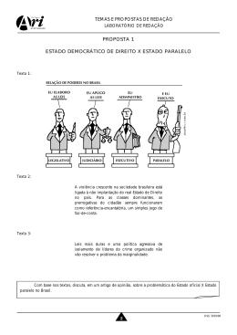 temas e propostas de redação proposta 1 estado democrático de
