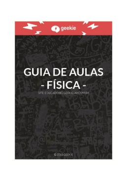 GUIA DE AULAS GEEKIE