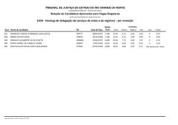 por remoção - Portal do RI